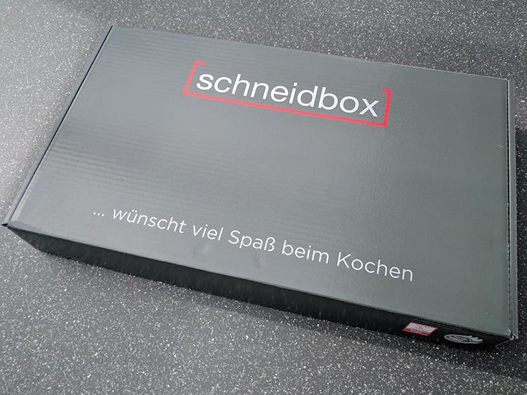 Geschenkverpackung Schneidbox