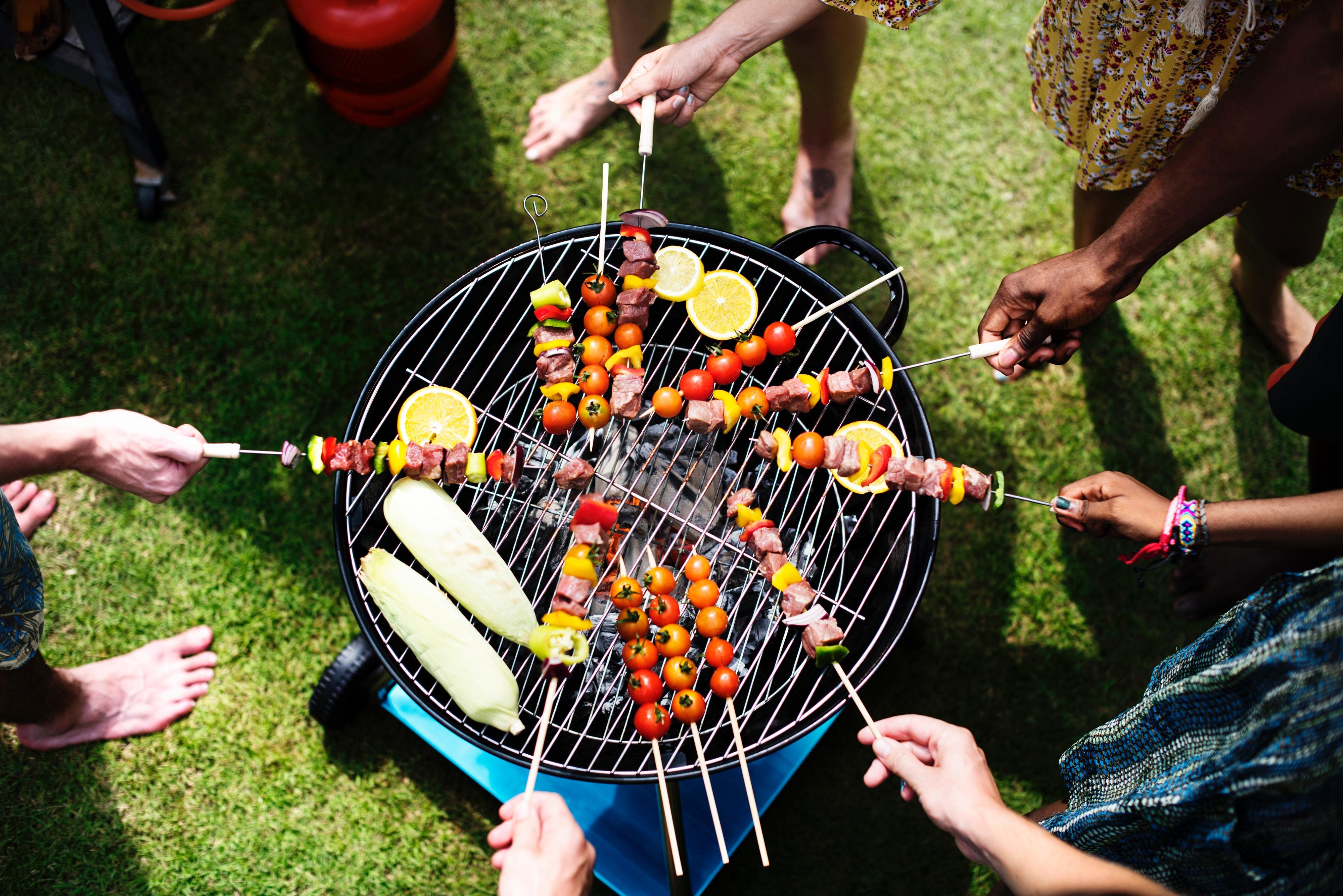 5 Tipps! Grillparty mit Freunden - So wird die Party ein Erfolg