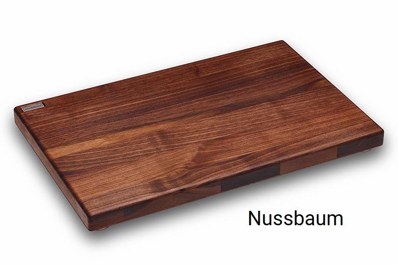 Schneidboard Nussbaum