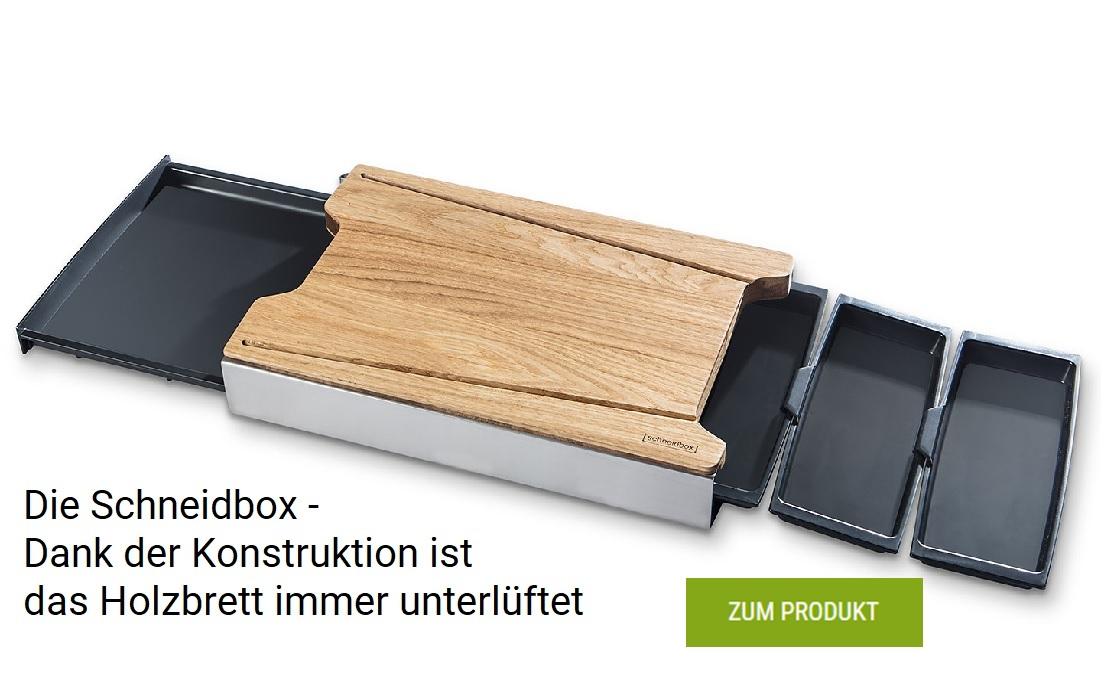 Schneidbox Eiche