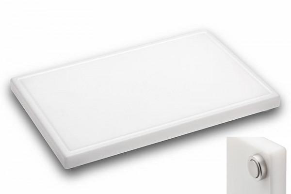 Schneidboard Kunststoff - 45x29x3,8cm