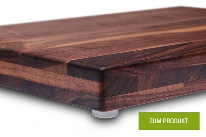 Schneidboard Nussbaum Premium