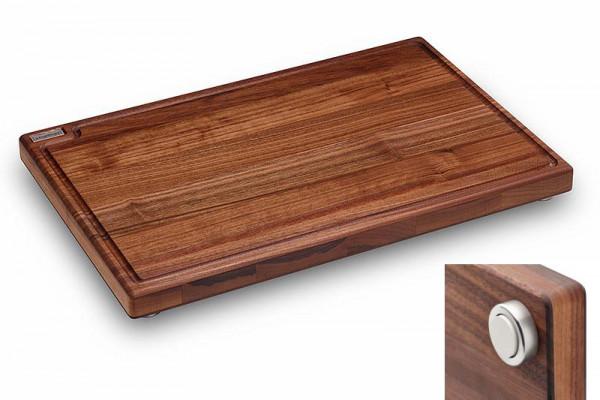 Schneidboard Nussbaum S+ - 45x29x3,8cm