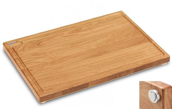 Schneidboard Eiche XL S+ 50x35x3,8cm