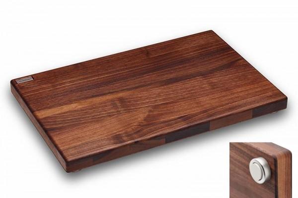 Schneidboard Nussbaum - 45x29x3,8cm